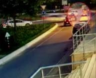 MEHMET ÇIÇEK - İstanbul'da Feci ATV Kazası Kamerada