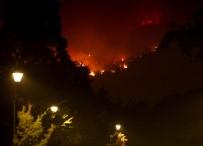 KALIFORNIYA - Kaliforniya'daki Yangın 6 Gündür Söndürülemiyor