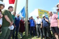 RESİM YARIŞMASI - Kocaeli Mavi Bayraklı 5. Plajına Kavuştu