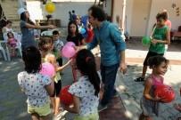 KUŞADASI BELEDİYESİ - Kuşadası'nda Çocuklar İçin Yaz Etkinlikleri İlgi Gördü