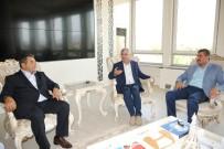 UĞUR POLAT - MHP Milletvekili Fendoğlu'ndan Polat'a Ziyaret