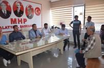 KANUN TEKLİFİ - Milletvekili Fendoğlu'dan Halk Günü Toplantısı