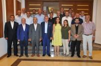 SEÇİM SÜRECİ - Murzioğlu Açıklaması 'Hep Birlikte Yeni Ufuklara Yol Alacağız'
