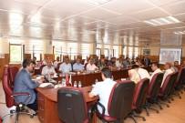 SÜTLÜCE - Muş Belediyesi Ağustos Ayı Meclis Toplantısını Gerçekleştirdi