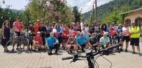 BEŞEVLER - Önce Bisiklet Turu, Sonra Nikâh