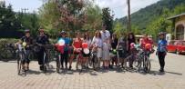 BEŞEVLER - Önce Bisiklet Turu Sonra Nikah
