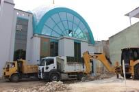 Osmangazi Camilerin Çevrelerini Güzelleştiriyor