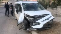 Otomobilde Fare Zehri İçip Kaza Yaptı