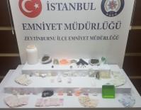 KOKAIN - (Özel) İstanbul'da Direksiyondan Ve Bilgisayar Kasasından Uyuşturucu Fışkırdı