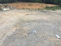MEHMET ÇIÇEK - (Özel) İstanbul'da Feci ATV Kazası Kamerada