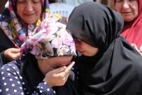BÜYÜKÇIFTLIK - PKK'nın Bombalı Saldırısında Şehit Olan Anne Ve Bebeği Son Yolculuğuna Uğurlanıyor