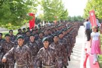 MEZUNIYET - Polis Eğitim Merkezinde Mezuniyet Heyecanı