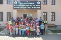 TRAFİK TESCİL - Polislerden Çocuklara Eğitim