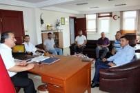 İSMAİL KARAKULLUKÇU - SOSEDD Yönetiminden, Başkan Karakullukçu'ya Ziyaret