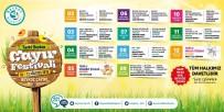 RAFET EL ROMAN - Tarihi Beykoz Çayır Festivali Başlıyor