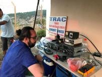 TRAC Üyeleri Dağda Kamp Kurup, Telsizle Uluslararası Konuştu