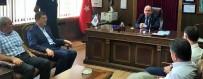 İSMAIL AYDıN - Turhal Şeker'e AK Parti'den Ziyaret