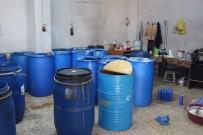 Ünlü Markaların Şampuan Ve Deterjan Ürünlerini Taklit Edenlere Operasyon