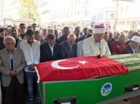 AHMET DAVUTOĞLU - Yavuz Arslanargun Sakarya'da Son Yolculuğuna Uğurlandı