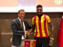 KIZILYILDIZ - Yeni Malatyaspor, Mitchell Donald'la 2 Yıllık Sözleşme İmzaladı