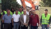 HARABE - Yeşilli'de 'Kentsel Dönüşüm Projesi' Başladı