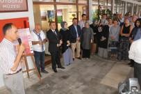 Akçaabat'ta 'Uluslararası Resim Çalıştayı' Sergi Açılışıyla Son Buldu