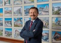 ALTıNDAĞ BELEDIYESI - Altındağ Belediye Başkanı Tiryaki Açıklaması 'Biz Altındağ'ı Evimiz, Altındağlıları İse Ailemiz Olarak Görüyoruz'