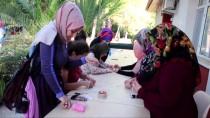 Anneler Kızlarıyla Kamp Yaptı