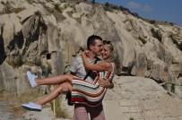 GÖREME - Avrupalı Turistlerin Gözde Mekanı Kapadokya Oldu