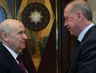 Bahçeli'den çok sert sözler: Hiçbir tehdit Türkiye'yi yıldıramaz
