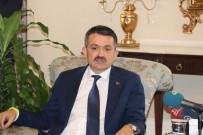 Bakan'dan Sel Mağdurlarını İlgilendiren Açıklama