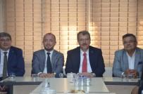 SAĞLıK BAKANı - Bakan Yardımcısı Eldemir, AK Parti İl Başkanlığını Ziyaret Etti