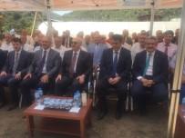 BİRİNCİ SINIF - Başkan Alıcık İncir Kurutma Serası Dağıtım Törenine Katıldı