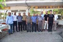 BELEDİYE MECLİS ÜYESİ - Başkan Can'dan Küçük Sanayi Sitesi Esnafına Ziyaret
