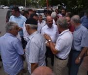 KELEBEKLER VADİSİ - Başkan Pekyatırmacı, Vatandaşlarla Biraraya Geldi