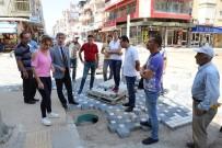 BELEDİYE MECLİS ÜYESİ - Başkan Şirin'den Cumhuriyet Caddesi Sakinlerine Bayram Müjdesi