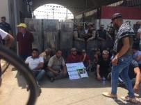 OTURMA EYLEMİ - Basra'da Şiddet Gören 3 Gazeteci İçin Dava Açıldı