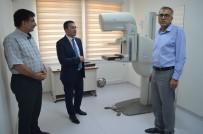 SAĞLIKLI HAYAT - Besni İlçesine Yeni Mamografi Cihazı Alındı