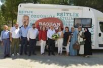 OKUL MÜDÜRÜ - Bozbey Açıklaması 'Ahmet Yesevî'de İhtiyaçlar Tamamlanacak'