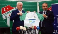 FENERBAHÇE - Bursaspor'a 3 Milyon TL Gelirli Forma Göğüs Sponsoru