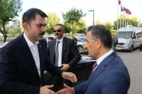 Murat Kurum - Çevre Ve Şehircilik Bakanı Kurum Samsun'da