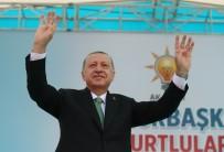 Cumhurbaşkanı Erdoğan Açıklaması 'Dolar Bizim Yollarımızı Kesmez Yerli Parayla Bunların Cevabını Verelim'