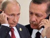 VLADIMIR PUTIN - Başkan Erdoğan Putin'le görüştü!