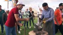İBRAHIM AYDEMIR - 'Erzurum Türk Oyunları Festivali' Başladı