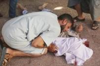 HAVA SALDIRISI - Esad Rejiminden İdlib Kırsalına Saldırı Açıklaması 1 Ölü