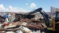 ESENYURT BELEDİYESİ - Esenyurt'ta Kaçak Yapılaşmaya İzin Yok
