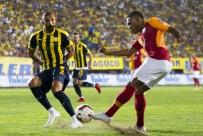 EREN DERDIYOK - Galatasaray İlk Yarıyı 2-1 Önde Kapattı