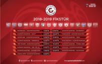 FIKSTÜR - Gaziantep Basketbol'un Yeni Sezon Fikstürü Belli Oldu
