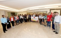 YEREL YÖNETİMLER - Gaziantep Büyükşehir Belediyesi 27 Ülkeden 40 Öğrenciyi Ağırlıyor