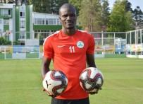 KIZILYILDIZ - Giresunspor'un Gol Umudu Abiola Lige Hazır